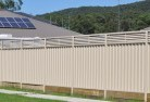Angas Plains Corrugated fencing 2