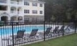 Pool Fencing Steel fencing