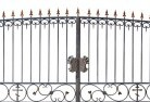 Angas Plains Wrought iron fencing 10