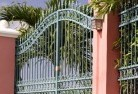 Angas Plains Wrought iron fencing 12