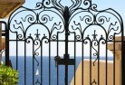 Angas Plains Wrought iron fencing 13