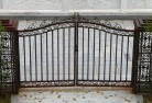 Angas Plains Wrought iron fencing 14
