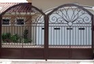 Angas Plains Wrought iron fencing 2