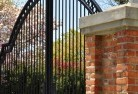 Angas Plains Wrought iron fencing 7